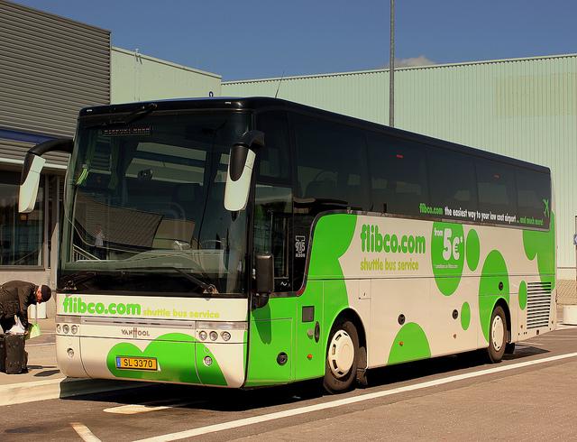 Дешеві автобуси Flibco
