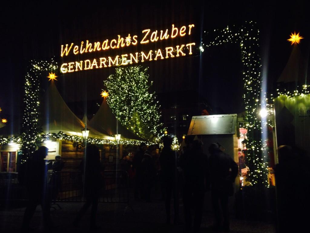 Чарівний різдвяний ярмарок в Берліні