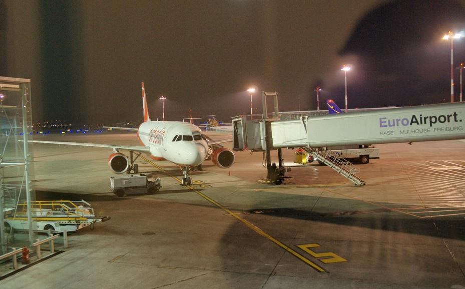 Як дістатися з аеропорта Базеля до центру міста?