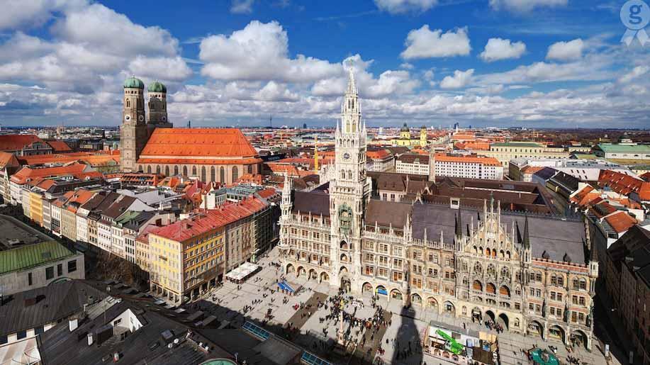 Готель у Мюнхені за 24,50€ - чому б не до Баварії цієї весни?