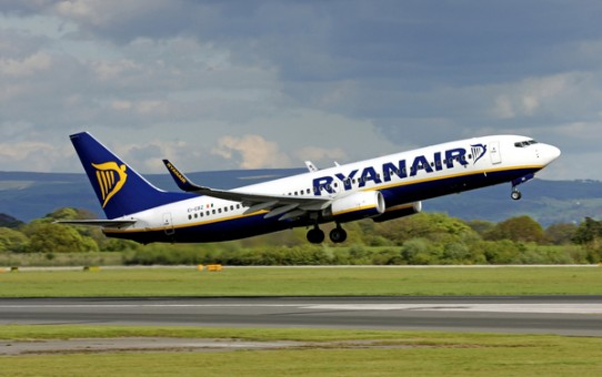 Розпродаж від лоукостера Ryanair! Авіа від 9 злотих