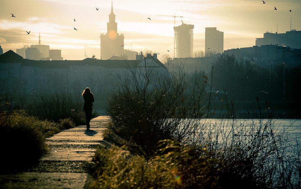 Романтична Варшава
