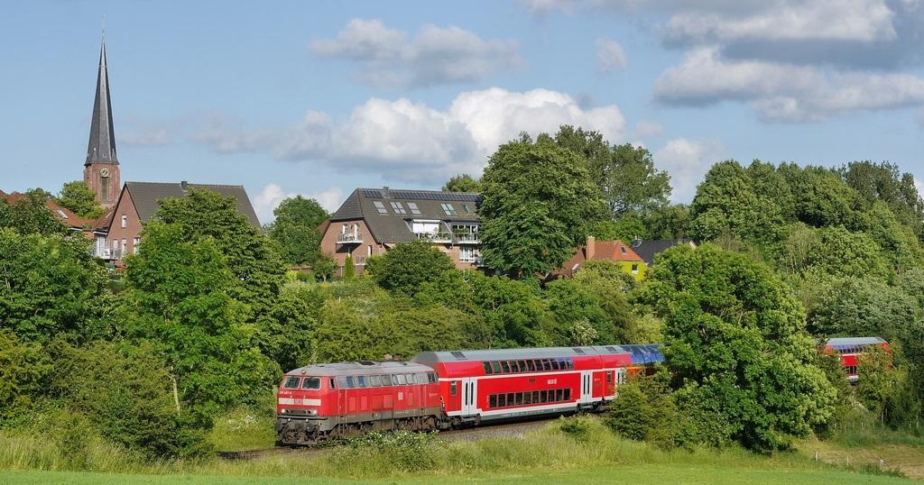Німецька залізниця
