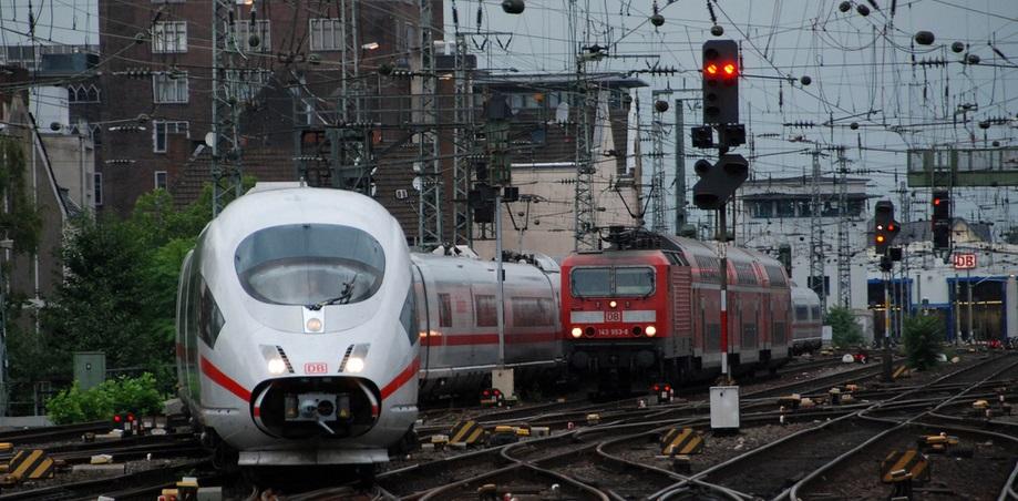 Швидкісний поїзд ICE Bahn
