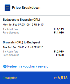 Budapest-Brussels