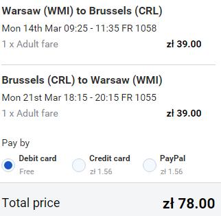 Зі Львова до Амстердама: переліт з Варшави до Брюсселя