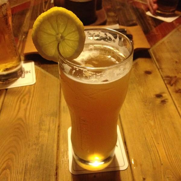 Пшеничне пиво Швітуріс