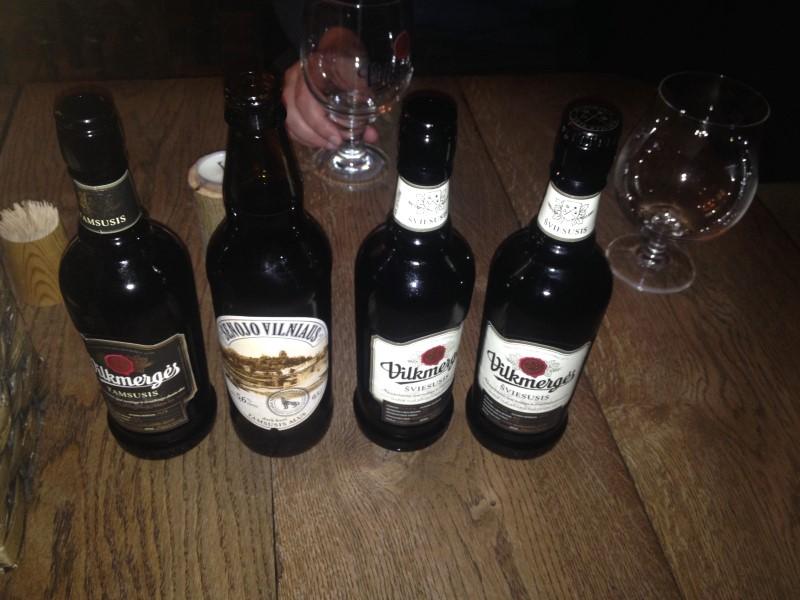 Литовське пиво