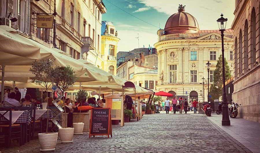 Центр Бухареста