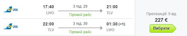 lviv-tel-aviv