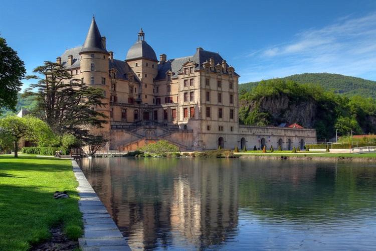 france-castle