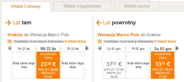 krakow-wenecja