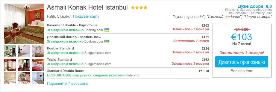 asmali konak hotel istanbul