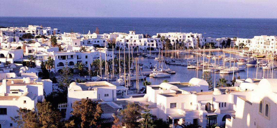 Port Al Kantaoui - Tunisia