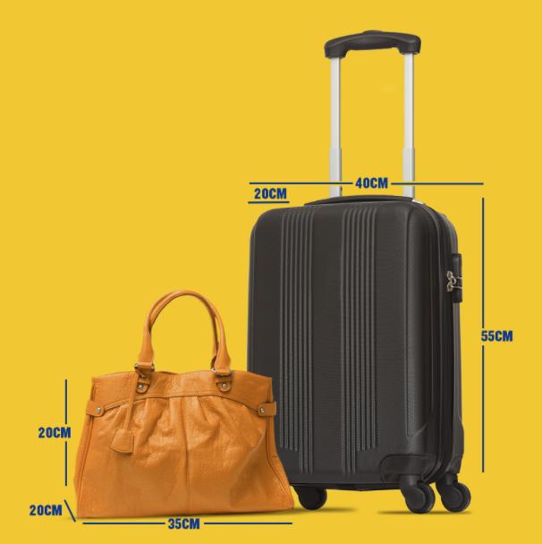 Норми багажу в Ryanair
