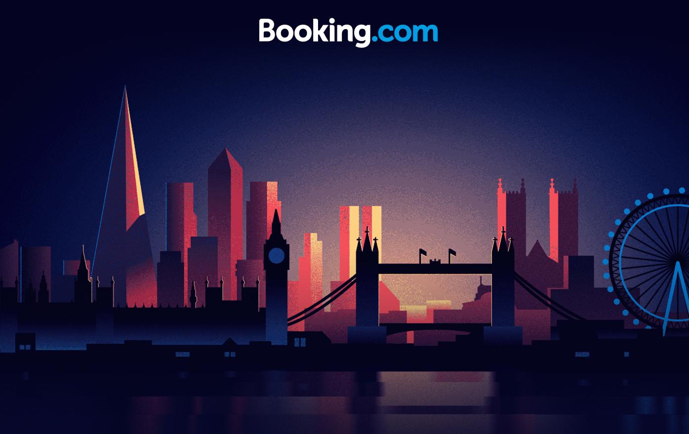 Booking.com повертає 75 євро за кожне бронювання понад 225 євро