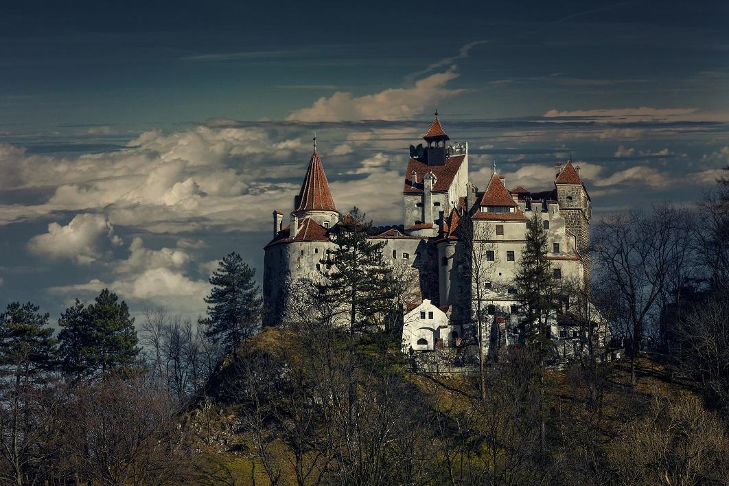 Bran Castle (Dracula's Castle) in Transylvania