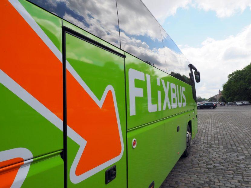 Автобусні квитки по 1€ з Польщі в Австрію, Угорщину, Словаччину (FlixBus)