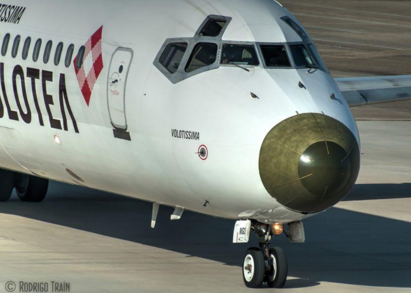 Volotea: розпродаж авіаквитків від 7,45€ на польоти всередині Європи [до березня 2018]