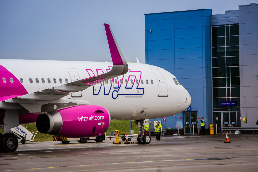 Wizz air dortmund
