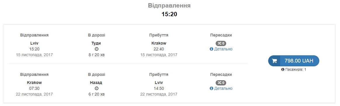 lviv-krakow-lviv