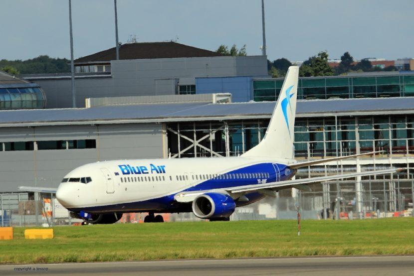 Blue Air відкриє новий рейс Львів-Брно (Чехія) [з березня 2018]
