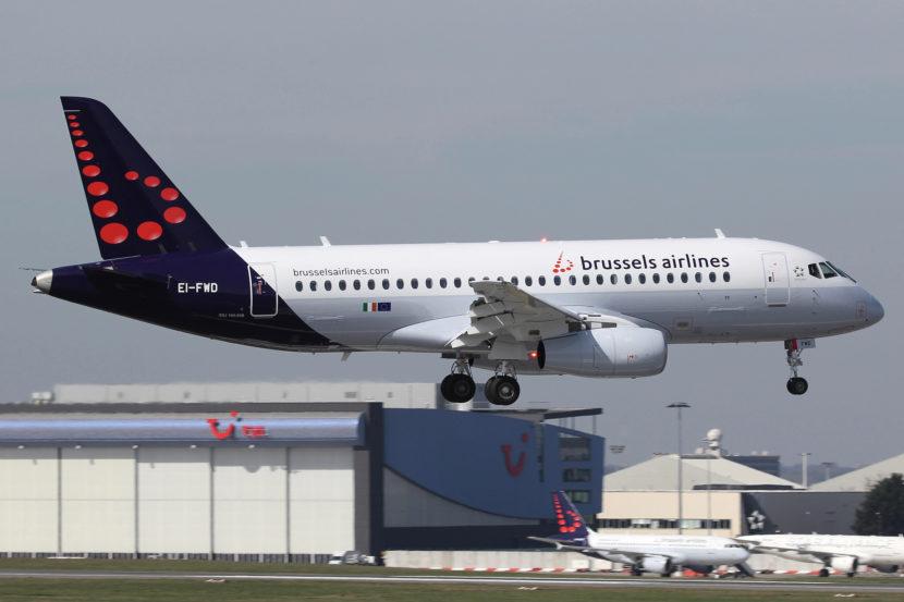 Авіакомпанія Brussels Airlines відновила польоти в Київ. Квитки від 33$ в одну сторону!